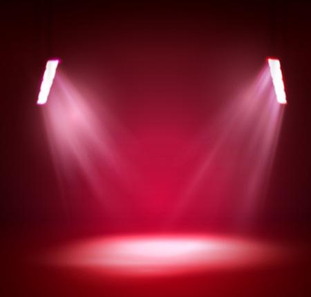 Lichter und glänzend für Ihr Design . Farbhintergrund