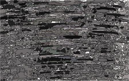 Abstract gray scale mosaic background eps 10 Ilustração