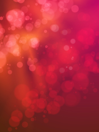 Abstract bokeh background vector illustration eps 10