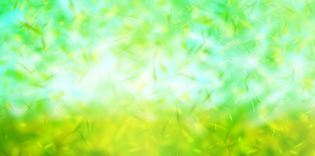Soft lovely background. Abstract summer light. Vector