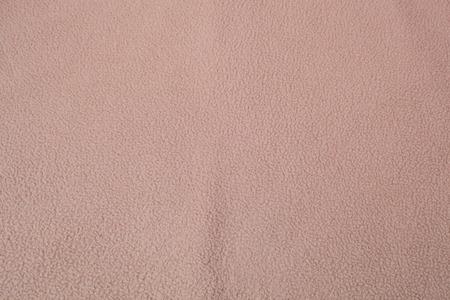light beige nap plush background  Stock Photo