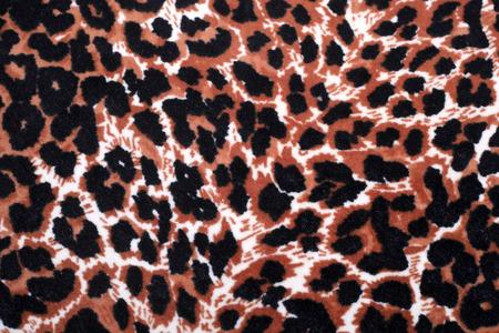 Leopard Ornament Dekor Hintergrund Nahaufnahme Standard-Bild - 95757981