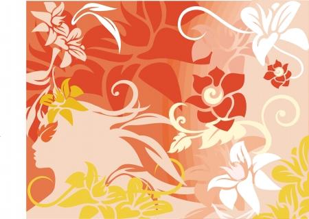 Flourish Illustration