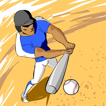 Baseball Stock Vector - 17993544