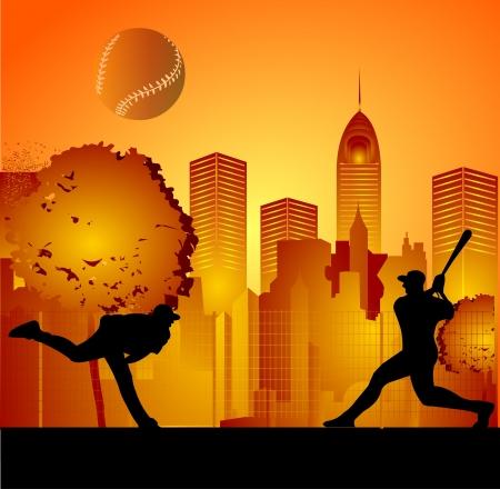 Baseball Stock Vector - 17993547