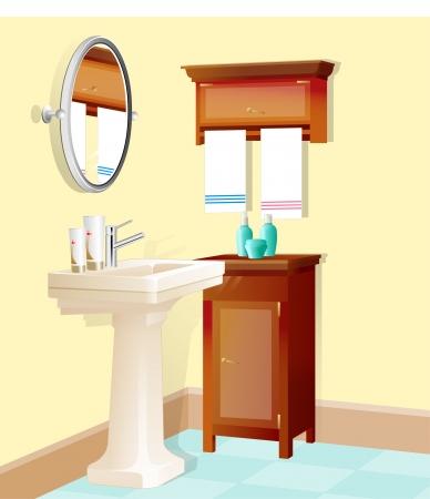 bathroom Vector