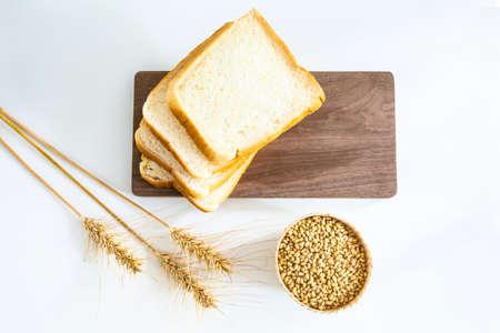 Healthy multi grain bread on the table