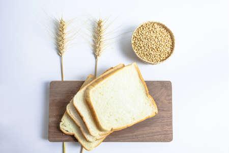 Healthy multi grain bread 版權商用圖片