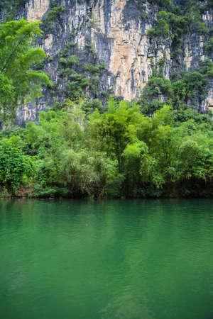 Beautiful landscape in the mountain 版權商用圖片