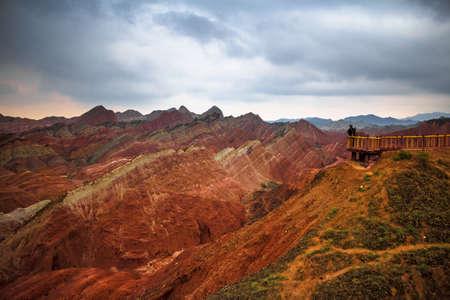 Danxia Zhangye National Geological Park