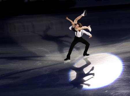 athlete skating performance