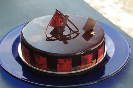 Famous italian cake Seven veils, Setteveli