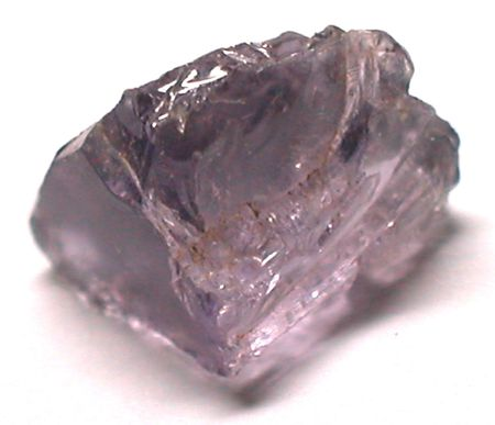 scapolite: Scapolite purple rough gemstone