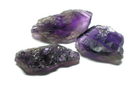 amethyst rough: Amethyst rough gemstones