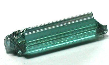 tourmaline: Blue Tourmaline rough gemstone