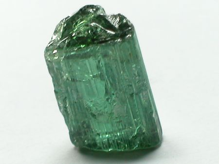 scapolite: Bluegreen tourmaline Stock Photo