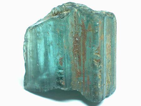 scapolite: Blue tourmaline