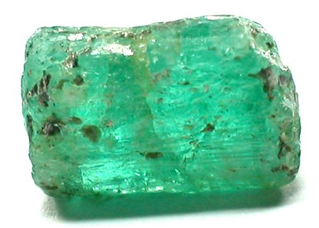 spinel: Emerald Stock Photo