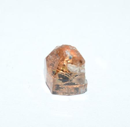 topaz: Imperial Topaz rough gemstone