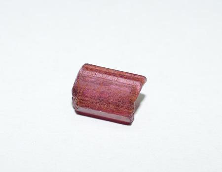 Pink Tourmaline rough gemstone