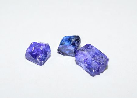tanzanite: Tanzanite Stock Photo