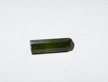 ner: Gr? Ner tourmaline rough gemstone Stock Photo