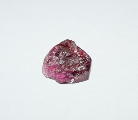 tourmaline: Pink Tourmaline rough gemstone