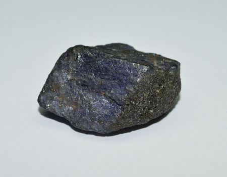 Tanzanite Stock Photo