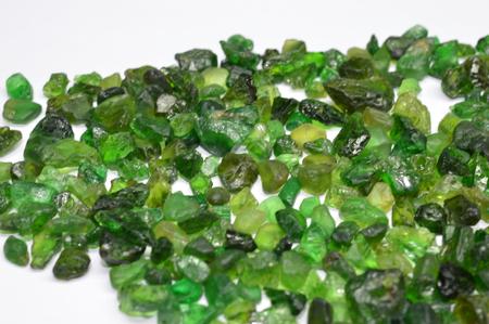 Chromium tourmaline