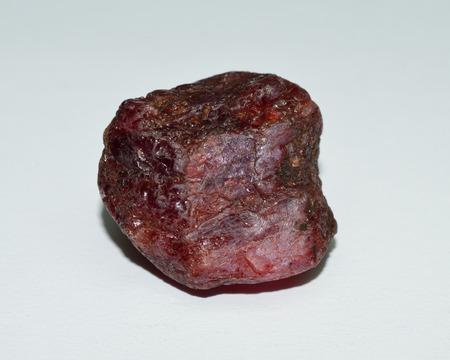amethyst rough: Ruby