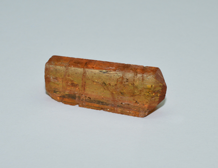 cabochon: Imperial Topaz Stock Photo