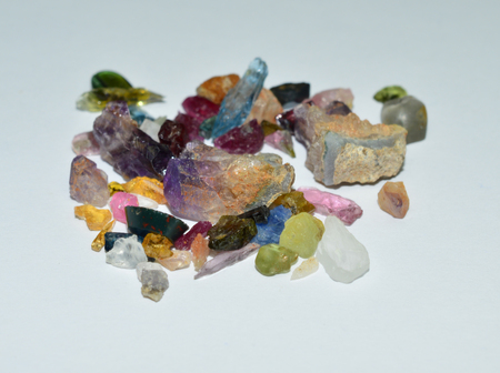 edelstenen: Mixed Gemstones