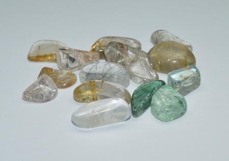 quartz: Rutile Quartz