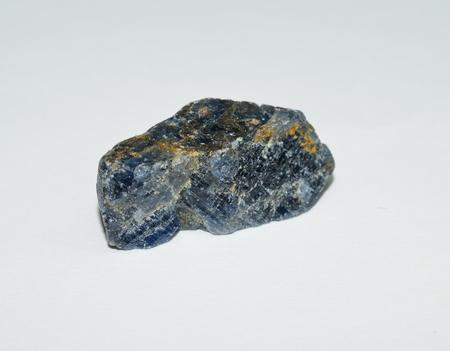 sapphire: Zafiro azul Foto de archivo