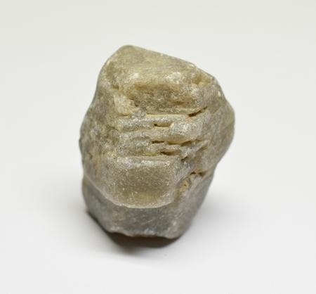 Sapphire rough gemstone 版權商用圖片