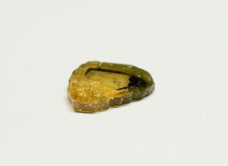 Tourmaline polished gemstone slab