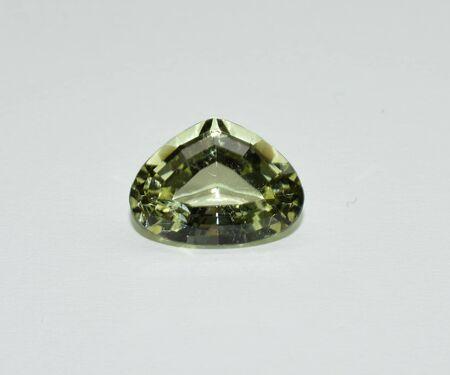 Tourmaline gemstone faceted
