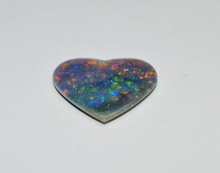 Opal triplet Stockfoto