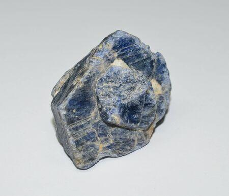 Sapphire blue from Kenya