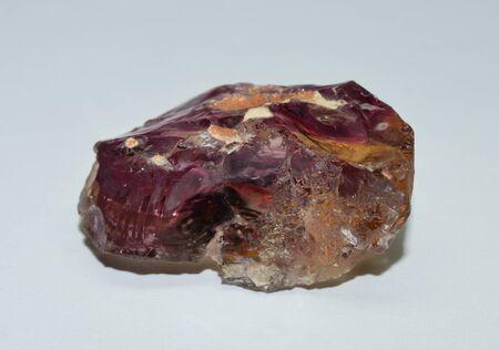 Amethyst gemstone raw