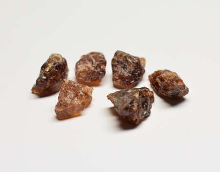 spessartine garnet gemstones raw
