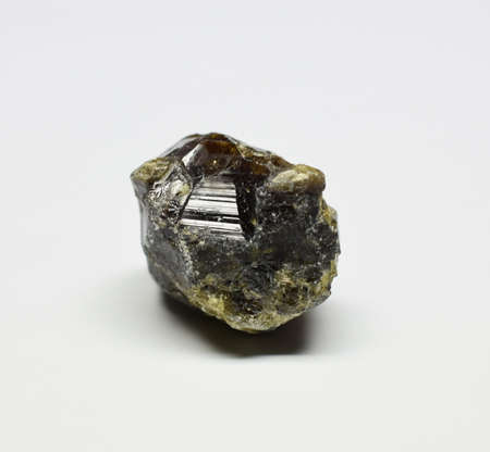 grossular garnet gemstone raw