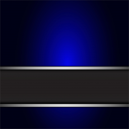 Abstract blue background for text using Vector