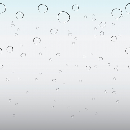 nice background with water drops
