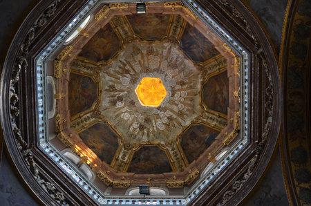 교회 천장