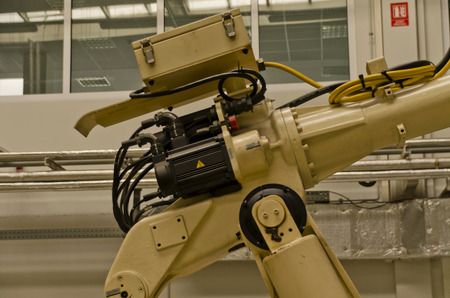 robot servo motor 스톡 콘텐츠