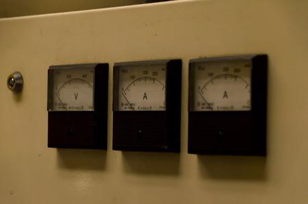 ampere: voltmeter and ammeter
