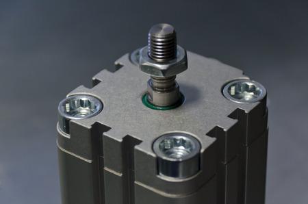 cylinder: air cylinder