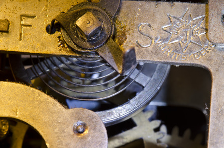 sprockets: gears and clock spring