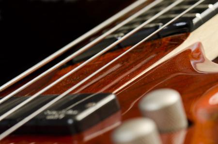 bass guitar: bass guitar control